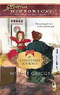 The Christmas Journey (Love Inspired Historical)