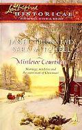 Mistletoe Courtship: Christmas Bells for Dry Creek\The Christmas Secret (Love Inspired Histo...