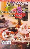 Anna Meets Her Match (Love Inspired)