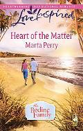 Heart of the Matter (Love Inspired)