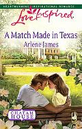 A Match Made in Texas (Love Inspired)