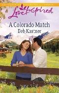 A Colorado Match (Love Inspired)