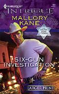 Six-Gun Investigation
