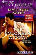 The Colonel's Widow? (Harlequin Intrigue (Larger Print))