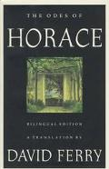 Odes of Horace-bilingual Edition