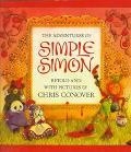 Adventures of Simple Simon - Chris Conover - Paperback - REPRINT