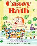 Casey in the Bath