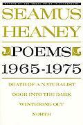 Poems 1965-1975