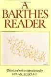 A Barthes Reader