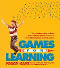Games for Learning Ten Minutes a Day to Help Your Child Do Well in School/from Kindergarten ...
