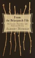 From the Briarpatch File: On Context, Procedure and American Identity