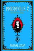 Persepolis 2 The Story of a Return