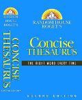 Random House Roget's Concise Thesaurus