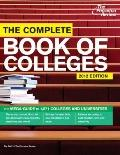 The Complete Book of Colleges, 2012 Edition (College Admissions Guides)