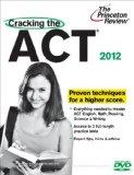 Cracking the ACT with DVD, 2012 Edition (College Test Preparation)