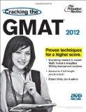 Cracking the GMAT with DVD, 2012 Edition (Graduate School Test Preparation)