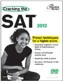 Cracking the SAT with DVD, 2012 Edition (College Test Preparation)