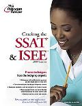 Cracking the SSAT & ISEE, 2009 Edition
