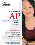 Cracking the AP Psychology Exam, 2009 Edition