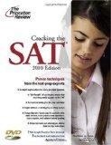 Cracking the SAT with DVD, 2010 Edition (College Test Preparation)