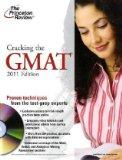 Cracking the GMAT with DVD, 2010 Edition (Graduate School Test Preparation)