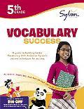 5th Grade Vocabulary Success