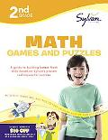 Second Grade Math Games & Puzzles (Sylvan Workbooks) (Math Workbooks)
