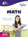 Fourth Grade Basic Math Success (Sylvan Workbooks)