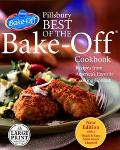 Pillsbury Best of the Bake-Off Cookbook Recipes from America's Favorite Cooking Contest Upda...