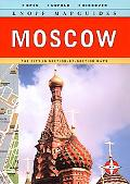Knopf Mapguides Moscow The City in Section-By-Section Maps