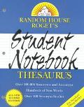 Random House Roget's Student Notebook Thesaurus