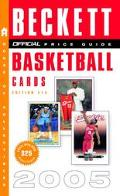 Official Beckett Price Guide to Basketball Cards 2005