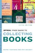 Official Price Guide To Collecting Books