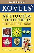 Kovels' Antiques and Collectibles Price List - Terry Kovel - Paperback - 2006