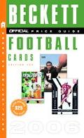 Official Price Guide to Football Cards, 2006