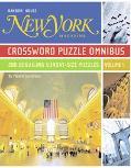 New York Magazine Crossword Puzzle Omnibus 200 Beguiling Sunday-Size Puzzles