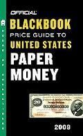 United States Paper Money 2009