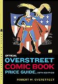 Official Overstreet Comic Book Price Guide #38