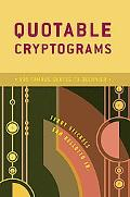 Quotable Cryptograms