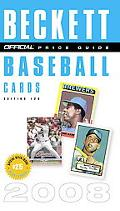 Official Beckett Price Guide to Baseball Cards 2008, Edition #28