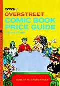 The Official Overstreet Comic Book Price Guide, 39th Edition
