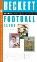 The Beckett Official Price Guide to Football Cards 2011, Edition #30
