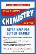 High School Chemistry Review - Nilanjen Sen - Paperback - 1 ED