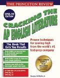 Cracking the AP English Literature Exam, 1998-99 (Princeton Review Series)