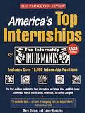 America's Top Internships: 1999