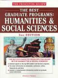 Best Graduate Programs: Humanities and Social Sciences