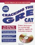 Cracking the Gre Cat,1999-w/cd
