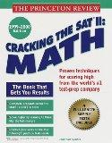Cracking the SAT II: Math, 1999-2000 Edition (Cracking the Sat Math Subject Test)