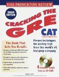 Cracking the Gre Cat,2000-w/cd