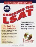 Cracking the LSAT, 2000 (Princeton Review Series) - Princeton Review
